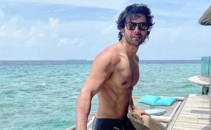 Varun Dhawan opted for animal flow to regain stamina post Covid