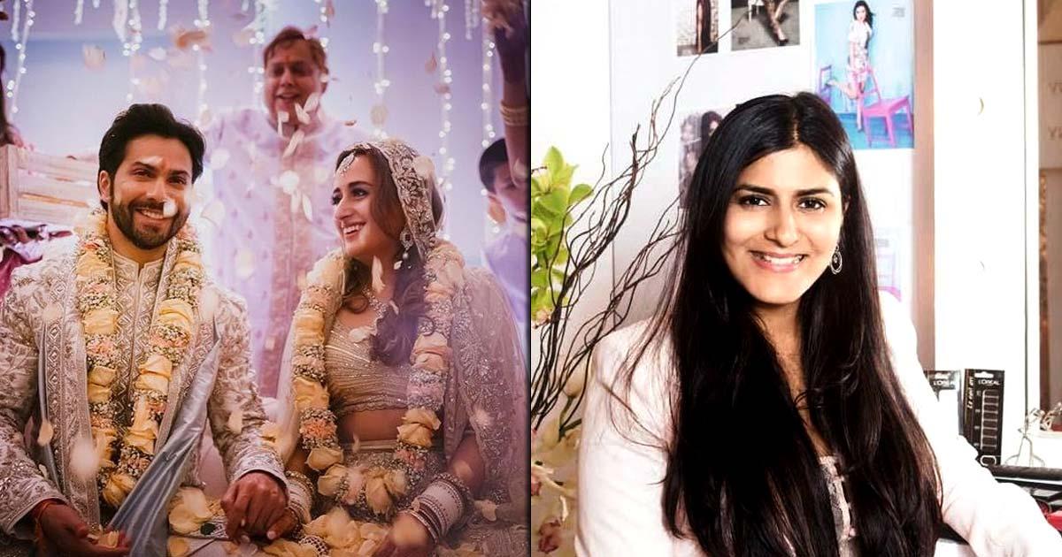 Varun Dhawan's Bride Natasha Dalal Is A 'Chilled Out Bride', Says Make Up Artiste Namrata Soni