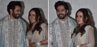Varun Dhawan's Mehendi Screams Nothing But Love, Check Out Natasha Dalal's Huge Wedding Rock!