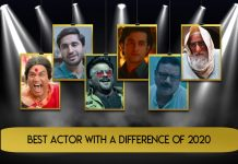 Vote For Your Most Favourite Actor With A Difference Right Now