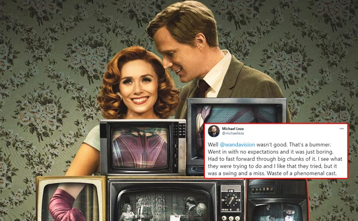 WandaVision Labelled Boring By Twitterati In Spite Of Good Rotten Tomatoes Rating