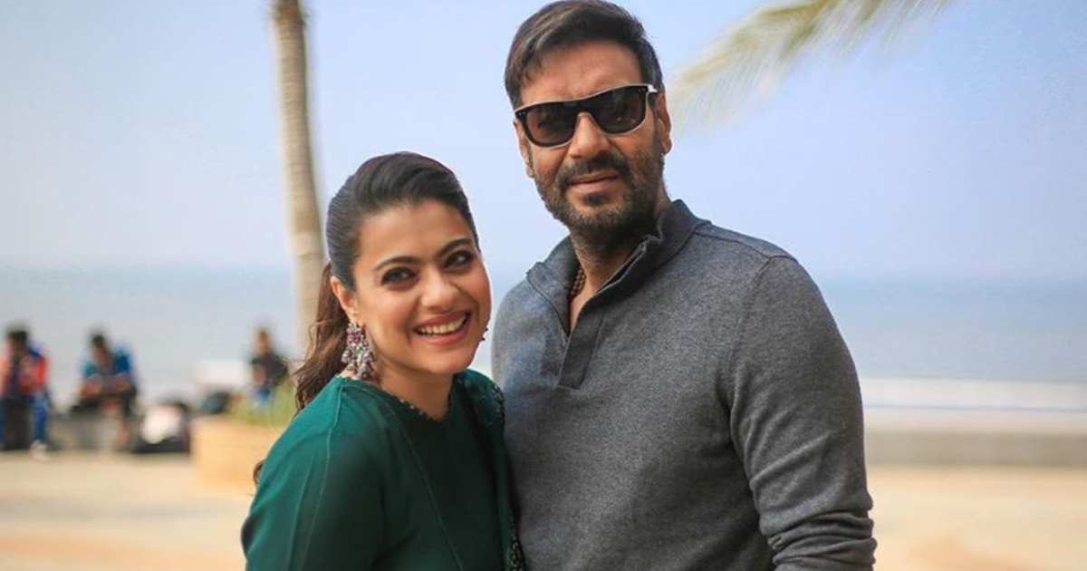 When Ajay Devgn Opened Up On Meeting Wife Kajol For The First Time, Read On