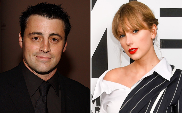 When FRIENDS Actor Matt LeBlanc AKA Joey Tribbiani Joined Taylor Swift At Her Concert, Here's How