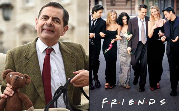 When FRIENDS Stole A Joke From Mr Bean