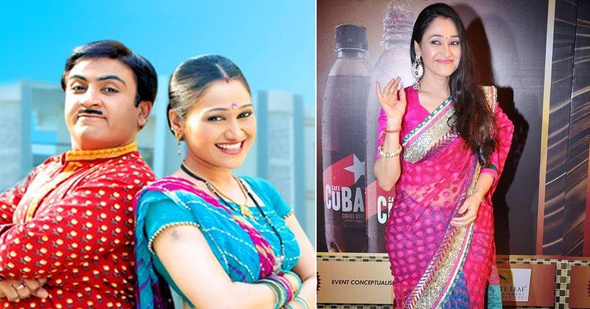 When Husband Mayur Broke Silence On Disha Vakani's Return To Taarak Mehta Ka Ooltah Chashmah
