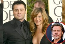 When Jennifer Aniston Was Blamed Of Cheating On Ex-Husband Brad Pitt With Friends' Co-Star Matt LeBlanc