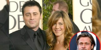 When Jennifer Aniston Was Blamed Of Cheating On Ex-Husband Brad Pitt With Friends' Co-Star Matt LeBlanc
