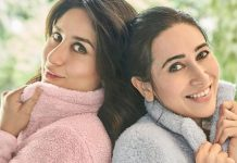 When Kareena Kapoor missed her sister Karisma