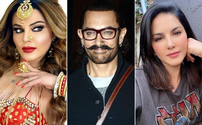 When Rakhi Sawant Said 'Mai Bahut Jaldi P*rn Star Banne Wali Hu' Because Aamir Khan Promoted Sunny Leone!