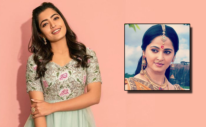 When Rashmika Mandanna Was Stormed With Trolls Because Of Baahubali Actress Anushka Shetty, Check Out