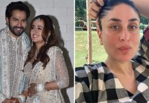 "When Varun Dhawan Opened Up About Natasha Dalal To Kareena Kapoor Khan ""I Saw Her & I Felt Like..."""