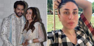 "When Varun Dhawan Opened Up About Natasha Dalal To Kareena Kapoor Khan ""I Saw Her & I Felt Like..."""