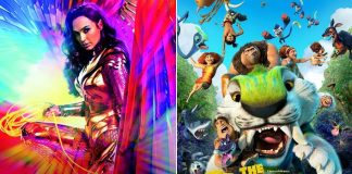 Wonder Woman 1984 & The Croods: A New Age Continue The Bad Days Of Hollywood At Box Office