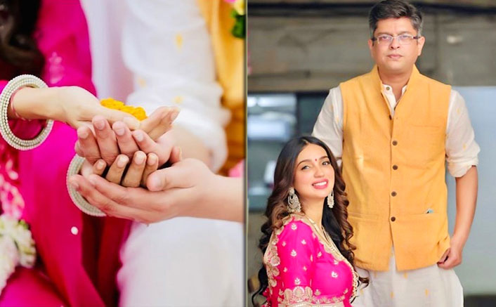 Writers Kanika Dhillon & Himanshu Sharma Tie The Knot