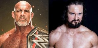 WWE: Drew McIntyre Responds To Goldberg's Pic With The Gold