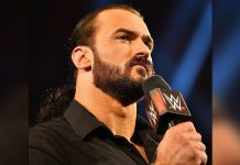 WWE: Drew McIntyre Tests COVID-19 Positive