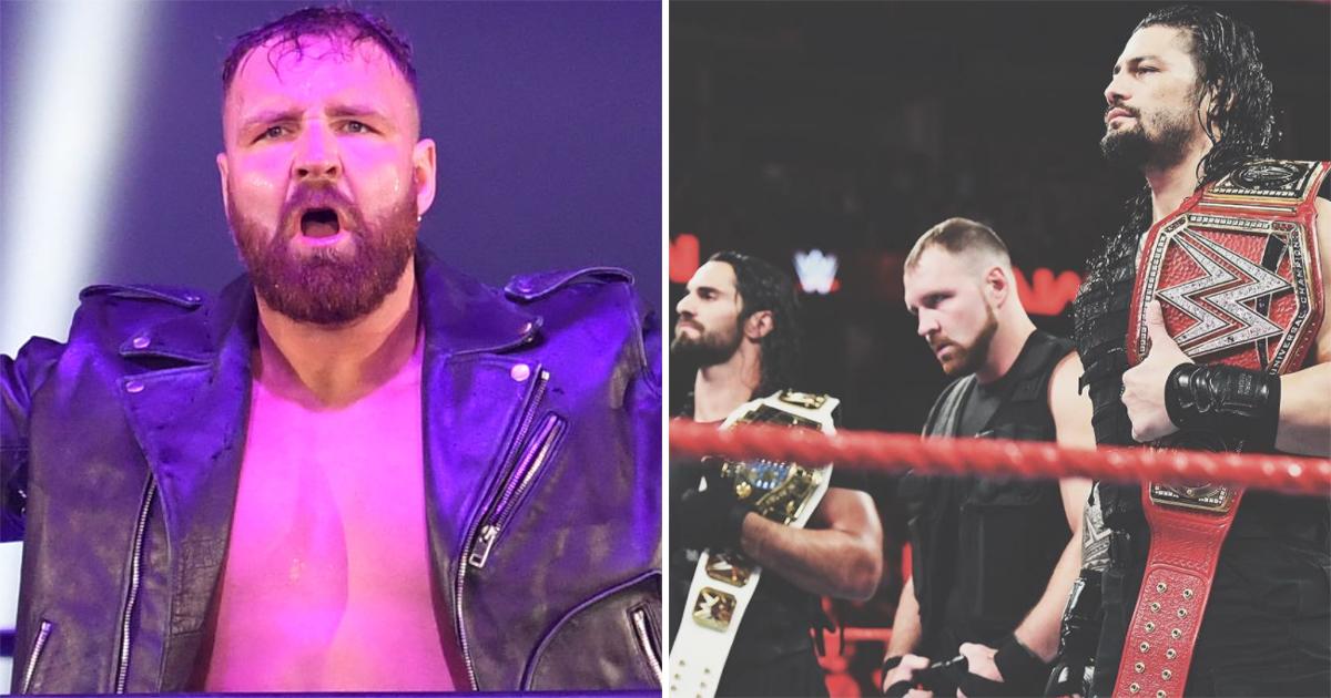 Jon Moxley AKA Dean Ambrose On Missing Seth Rollins & Roman Reigns