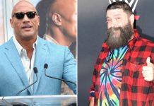 WWE Legend Mick Foley Reminds Dwayne Johnson AKA The Rock Of 'I Quit' Match
