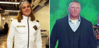 WWE: Matt Riddle Wants A Fight With Brock Lesnar At Wrestlemania Like Crazy!