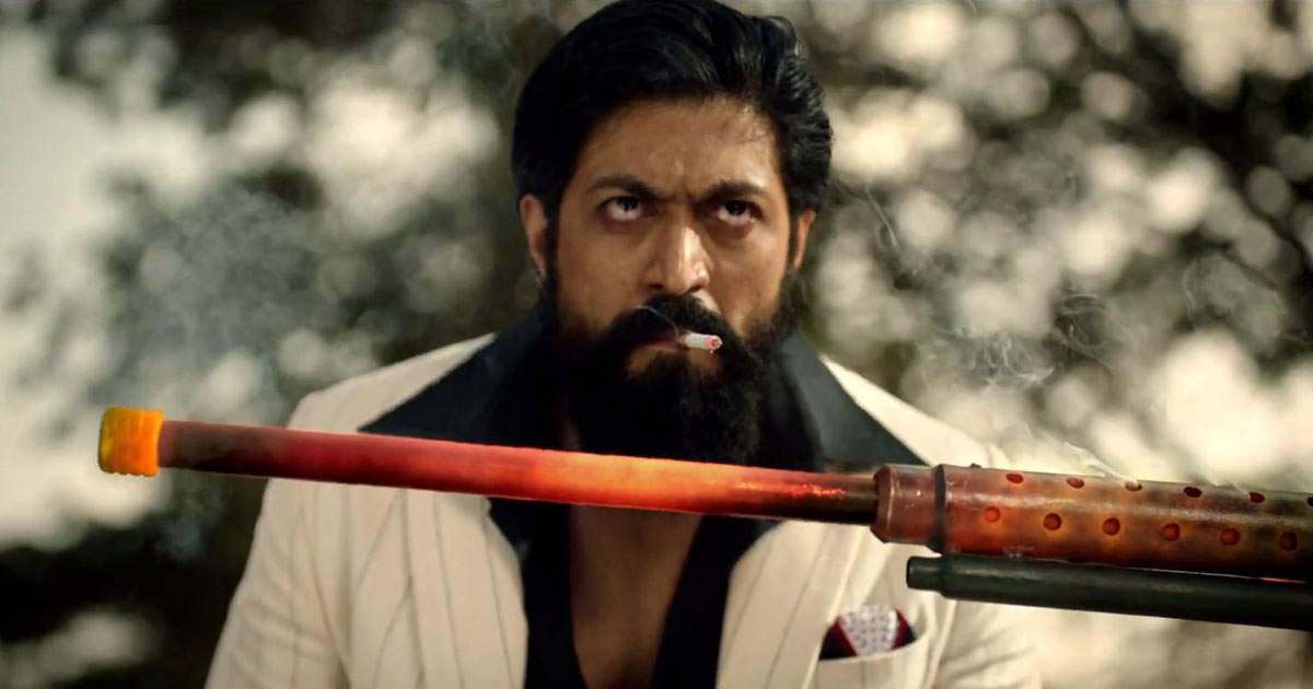 KGF Chapter 2 Audio Rights Price