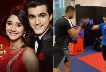 Yeh Rishta Kya Kehlata Hai: Shivangi Joshi AKA Sirat's Boxing Rehearsal Will Make You Want To Work Out Even On A Weekend