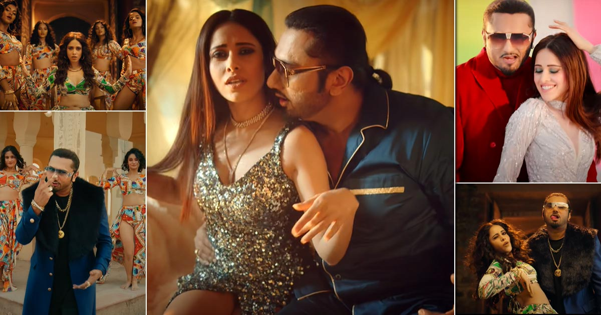 Yo Yo Honey Singh's Saiyaan Ji Featuring Nushrratt Bharuccha Is Out Now!