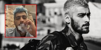 Zayn Malik Clarifies He's Smoking A Cigarette As Fans Confuse With Joint In Latest Instagram Live, Watch