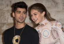 Gigi Hadid Reveals Daughter's Name; Zayn Malik Gets It Tattooed