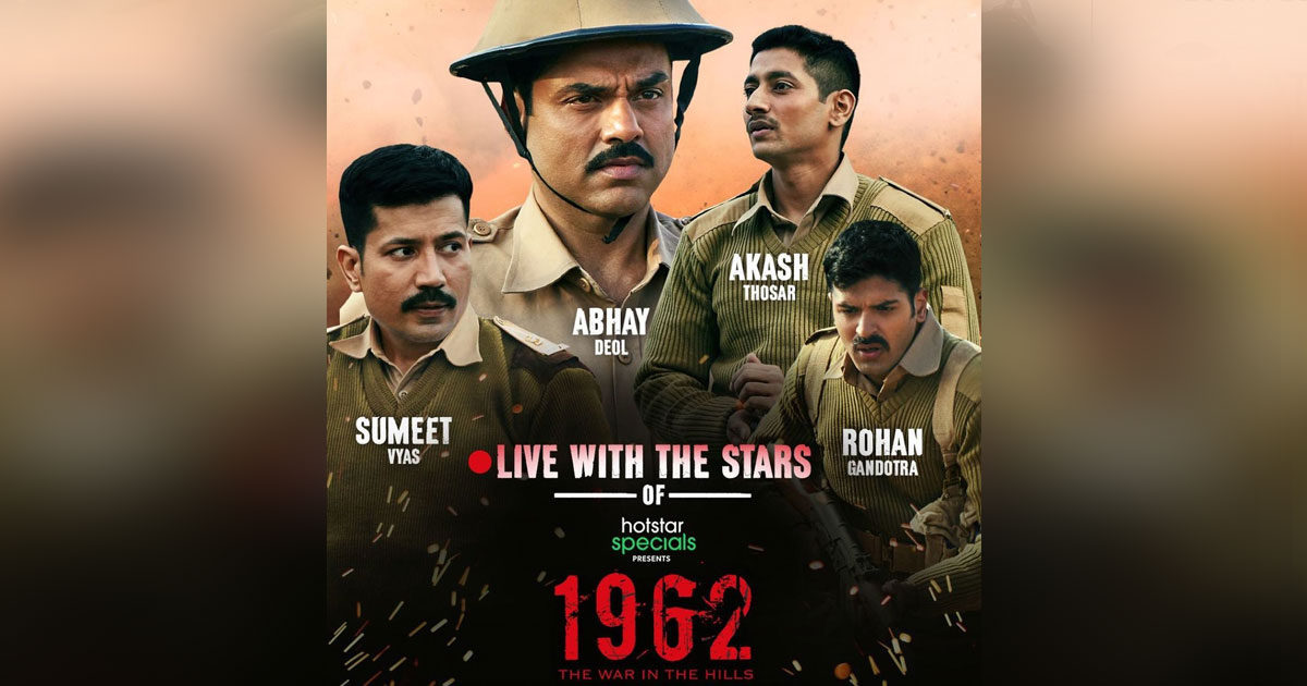 1962: The War In The Hills Review: Mahesh Manjrekar's War Show Is A Weird Balance Of Good & Bad, Latter Overpowers