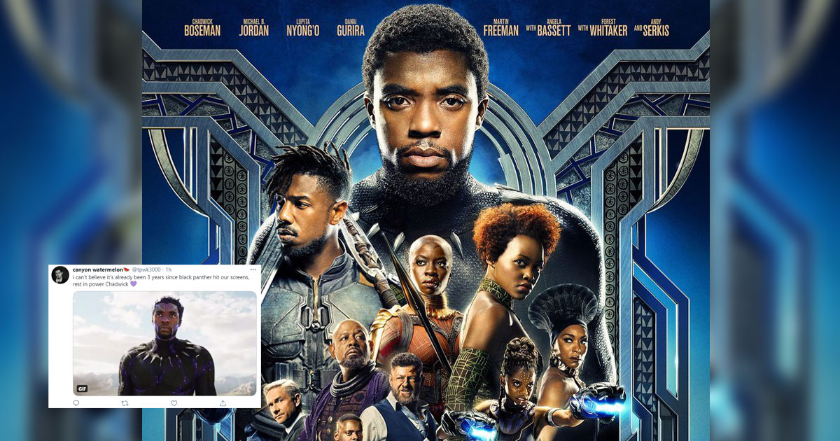 3 Years Of Black Panther: Fans Celebrate Wankanda's Empire