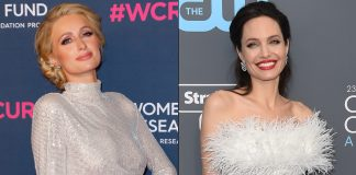 4 Firangi Actresses From Angelina Jolie To Paris Hilton Who Rocked The Saree Look Like A Pro