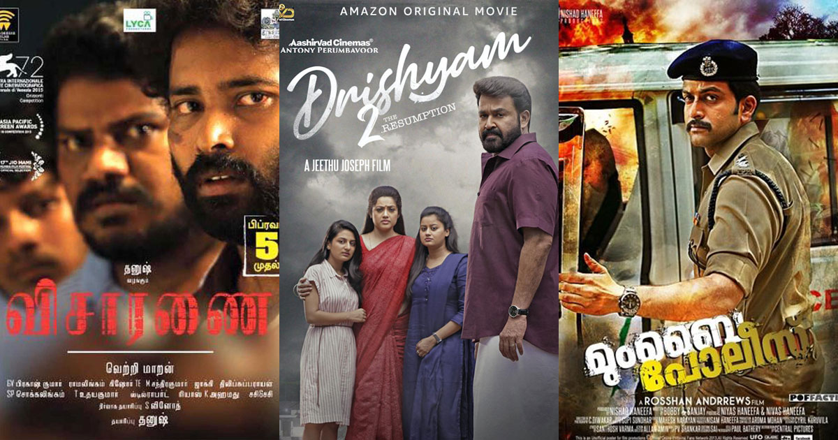 5 South Dramas To Intrigue You If Drishyam 2 Has Left You Asking For More