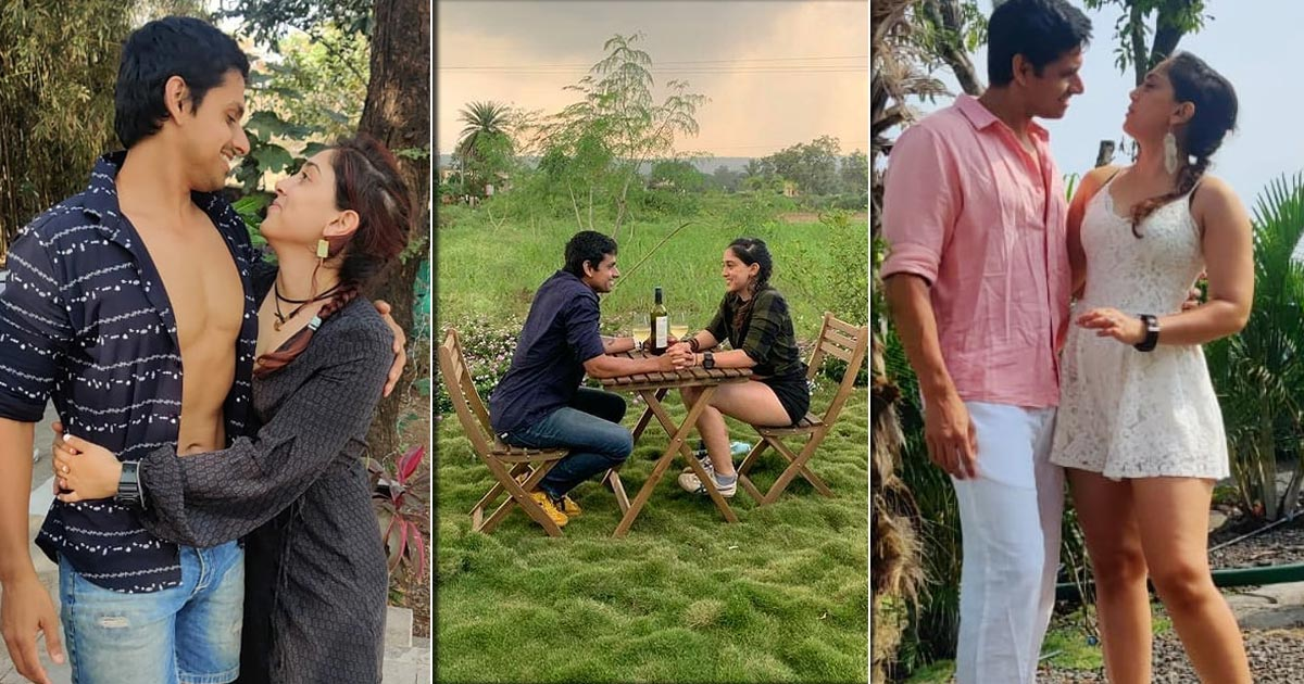 Aamir Khan's Daughter Ira Khan Posts Mushy 'Promise Day' Photos Making Her Relationship Official With Trainer Nupur Shikhare