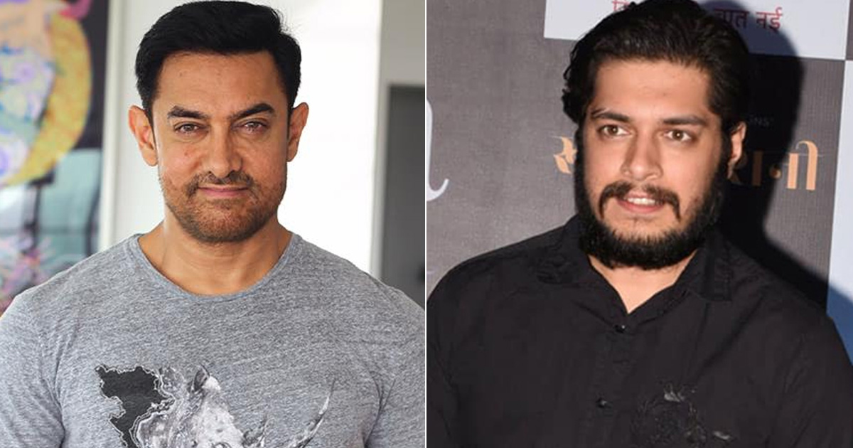 Aamir Khan's Son Junaid Khan's Debut Film Maharaja To Kickstart Today, Deets Inside