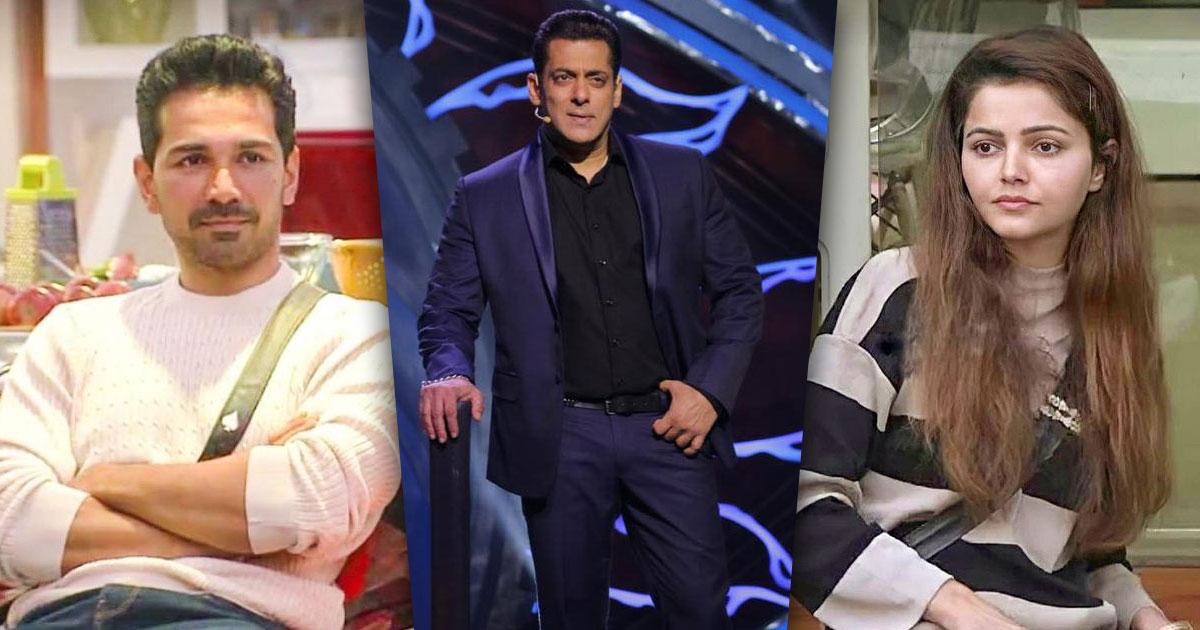 Abhinav Shukla On Being Constantly Targeted By Salman Khan In Bigg Boss 14