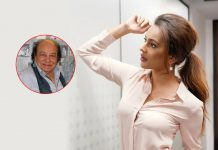 Actress Seerat Kapoor shares fond memories of grandfather Roshan Taneja