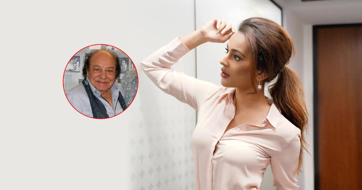 "Seerat Kapoor On Her Fond Memories With Grandfather & Acting Guru Roshan Taneja: ""I Would Fall Asleep On His Shoulders"""