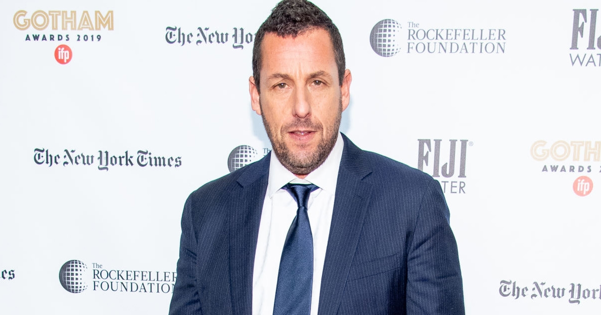 When Adam Sandler Was Chased By Fans On The Streets Of Philadelphia
