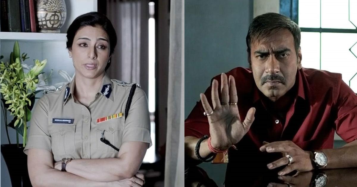 Ajay Devgn & Tabu Coming Together For Drishyam 2?