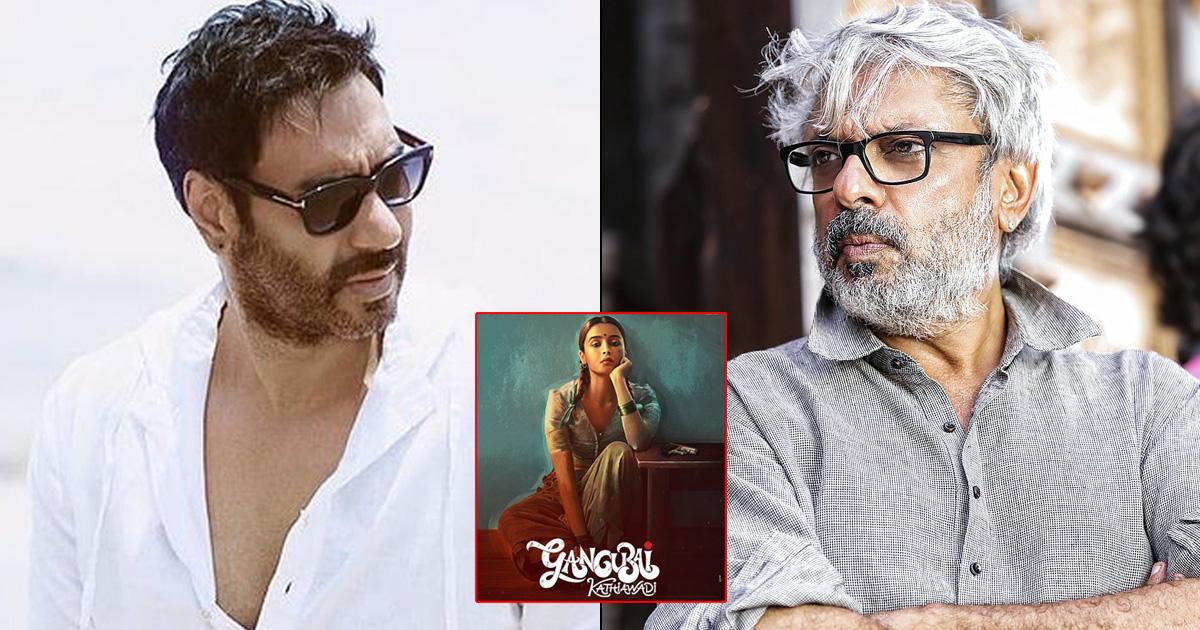 Ajay Devgn To Play Karim Lala In Sanjay Leela Bhansali's Film Gangubai Kathiawadi Featuring Alia Bhatt?