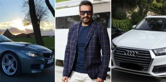 Ajay Devgn's Luxurious Car Collection Of Audi Q7, BMW Z4 & Others Will Make You Go Green With Envy!