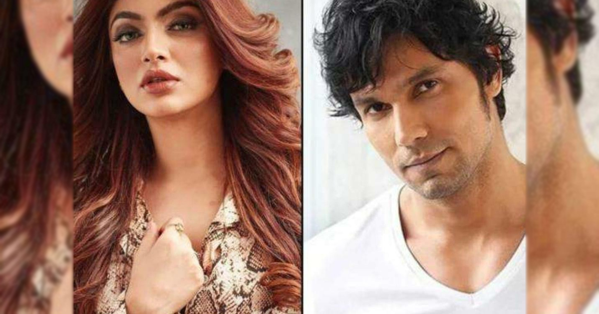 Akanksha Puri Fans Rejoice! The Actress Will Be Romancing Randeep Hooda In The Upcoming Web Series