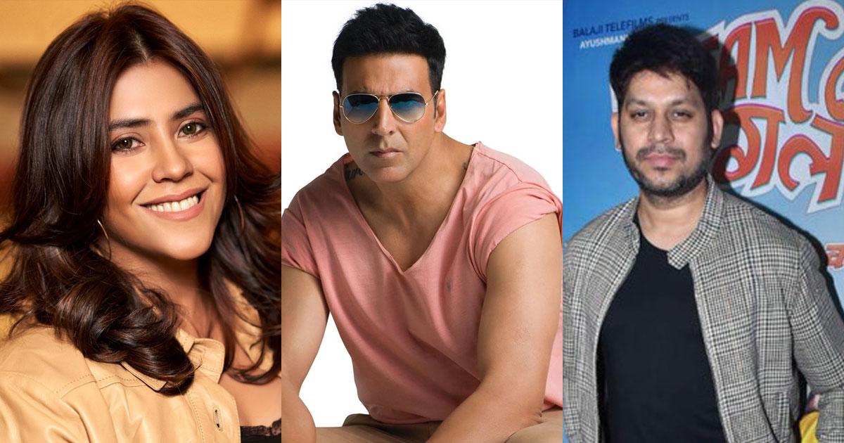 Akshay Kumar Gives His Nod For Ekta Kapoor & Raaj Shaandiliyaa's Comedy?