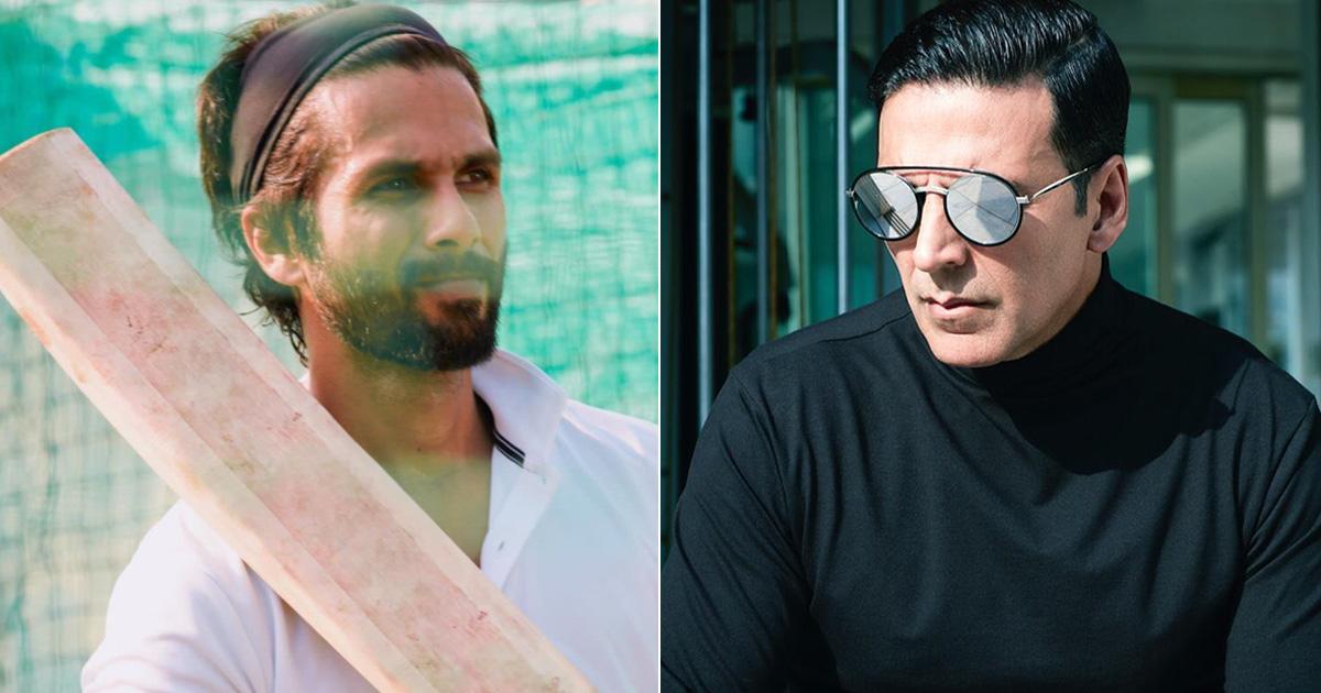 Akshay Kumar' Prithviraj To Clash With Shahid Kapoor's Jersey This Diwali