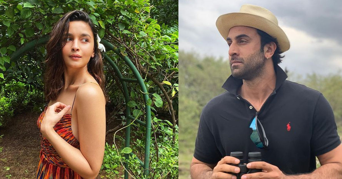 Brahmastra: Alia Bhatt & Ranbir Kapoor To Reunite One Last Time For The Film?
