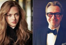 Amanda Seyfried on why Gary Oldman is the 'perfect person to work with'