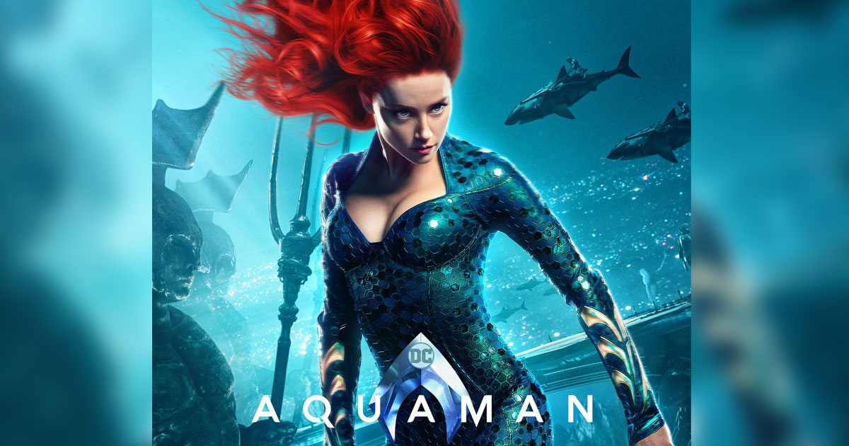 Amber Heard Upset That Warner Bros Trying To Steal Her Limelight In Aquaman 2?