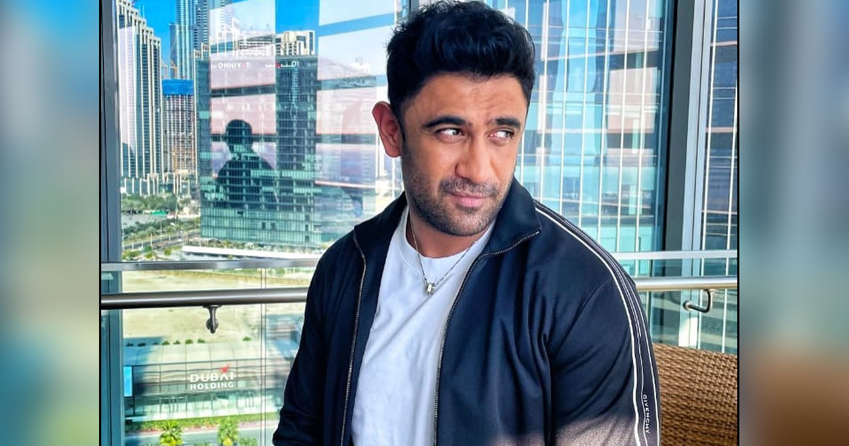 Amit Sadh's advice to fans: Don't spend so much time on internet