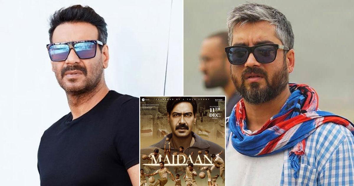 Maidaan: Ajay Devgn Deserves A National Award, Says Director Amit Sharma