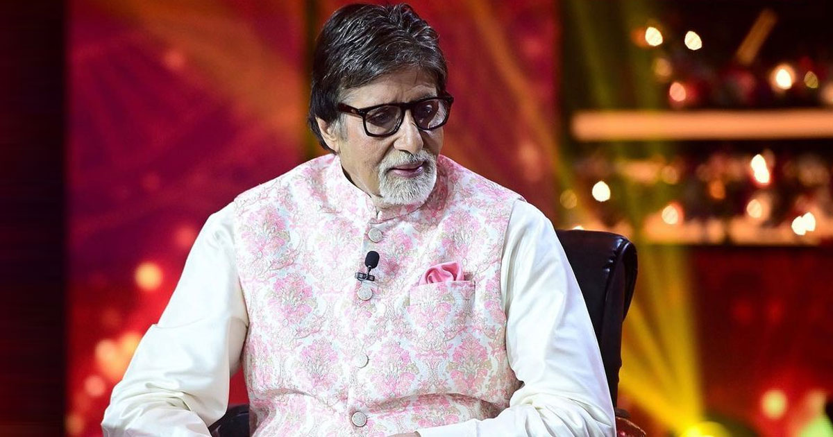 Amitabh Bachchan Says A Good Friend Is Like The Colour White & He Has An Interesting Reason Behind It!